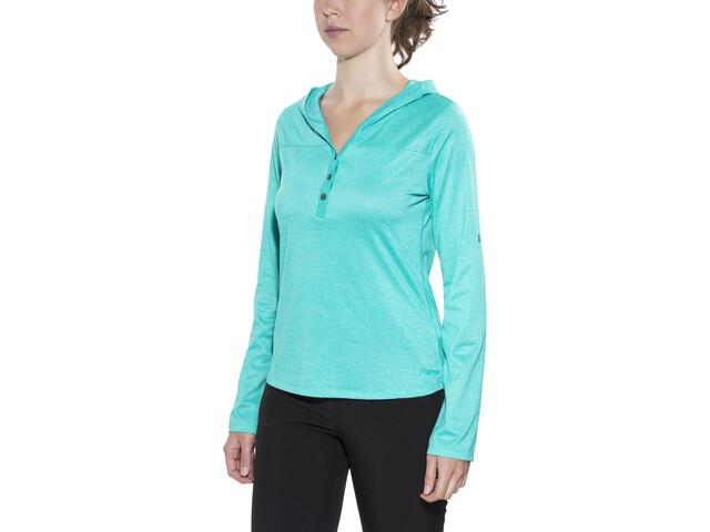 Marmot Raena T-shirt à manches longues Femme, deep jade